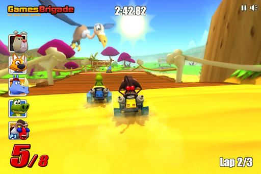 Go Kart Go! Ultra!  screenshots 12
