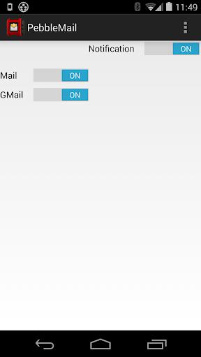 Pebble Mail Beta