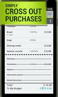 Grocery Shopping List: Listick- screenshot thumbnail