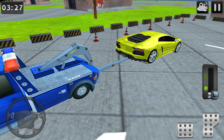 3D Tow Truck Parking Simulator 2.1 screenshot 132360