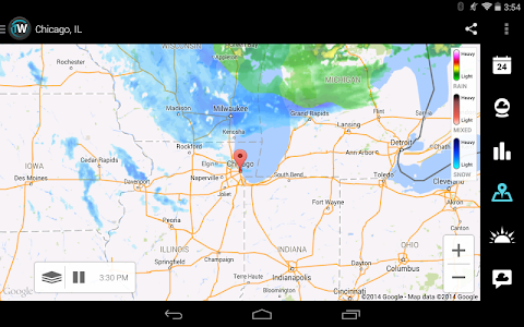 1Weather:Widget Forecast Radar v3.2