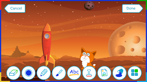 Tocomail - Email for Kids Screenshot 5