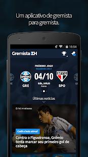 Gremista ZH - screenshot thumbnail