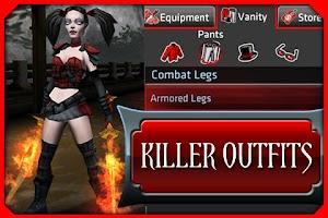 Screenshot of Dark Legends