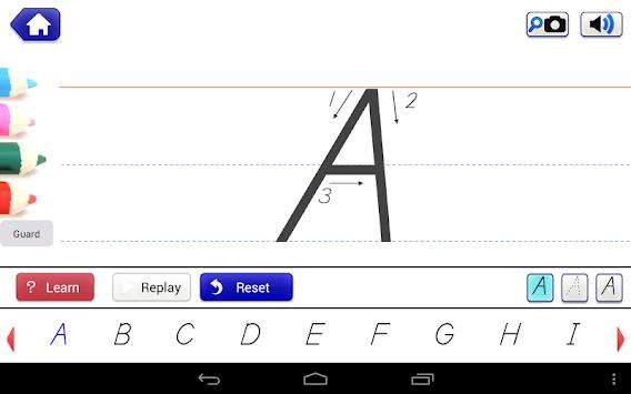 Download Schulschrift Lernen Zu Schreiben Apk Latest Version App For ...
