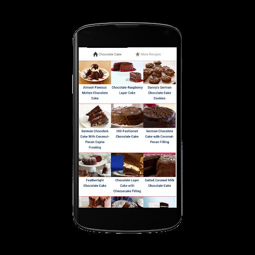 43+ Chocolate Cake Recipes