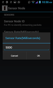 Sensor Node Free- screenshot thumbnail