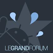 Le Grand Forum-Les Numériques
