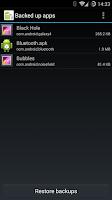 Screenshot of NoBloat Free