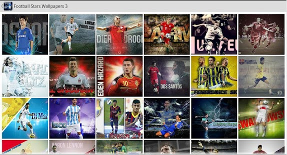 Football Stars Wallpapers HD - Android Apps on Google Play