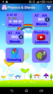玩教育App|Phonics and Blending for Kids免費|APP試玩
