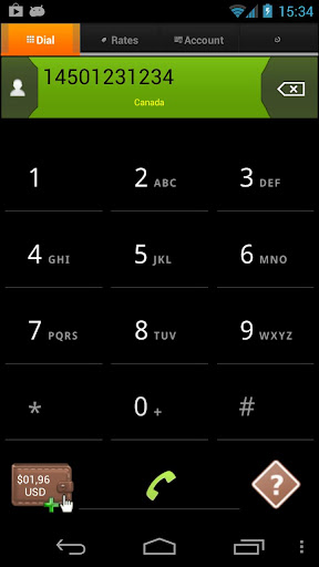WiCall Business - 高品质的网络电话