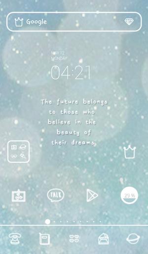 my dream dodol theme