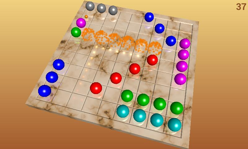 Color Lines 3D- screenshot