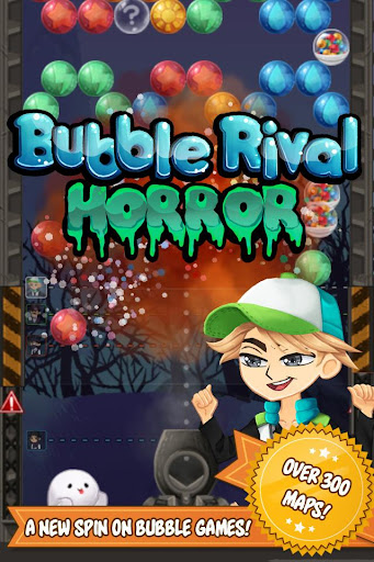Bubble Rival: Horror Witch