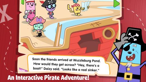 【免費教育App】Wubbzy's Pirate Treasure-APP點子