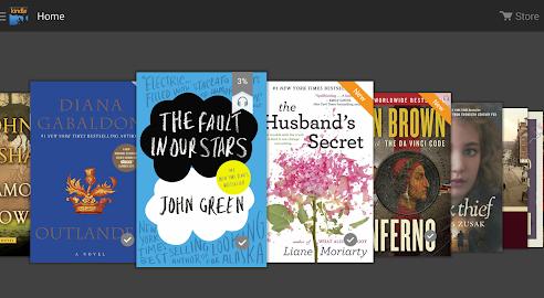 Amazon Kindle Screenshot 17