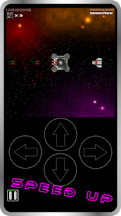 Space Attack HD FREE - screenshot thumbnail