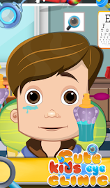 Cute Kids Eye Clinic Screenshot 5
