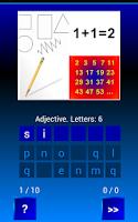 Screenshot of Guess and learn Italian