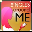 SinglesAroundMe Encontro Local icon