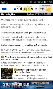 Kitsap Sun - screenshot thumbnail