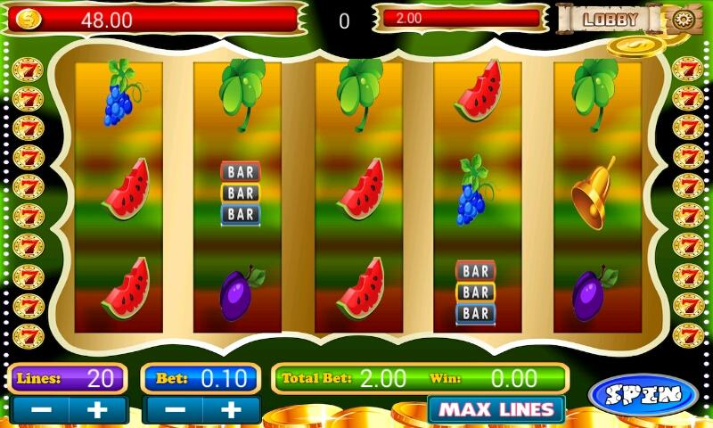 Slot Machines For Fun Play