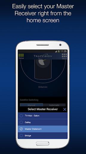 KVH TracVision TV/RV-series 1.3.6 screenshots 3