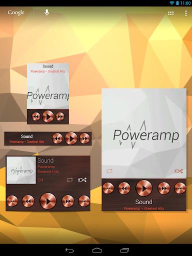 Widgets Kit for Poweramp  screenshots 15