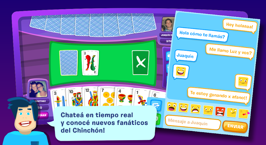 Chinchón Blyts Screenshot