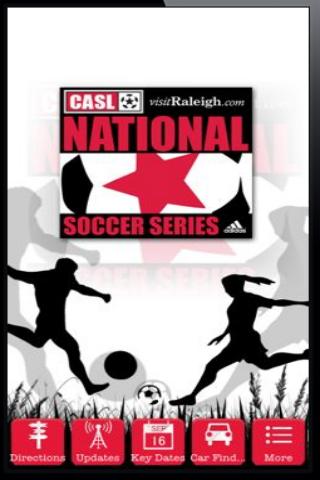CASL Soccer Tournament Series