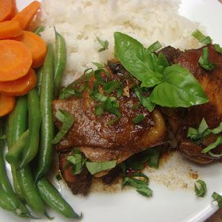 Adobo Chicken! Recipe
