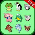 Kids Memory Animals icon