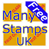 Many Stamps UK 2015