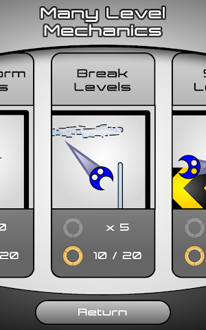 Screenshots for Pulsion for Android