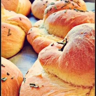 Chickpea Flour Bread.