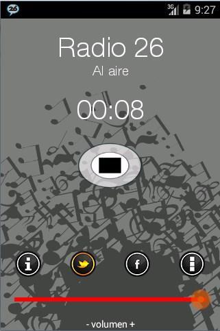 AM 1580 - Radio 26
