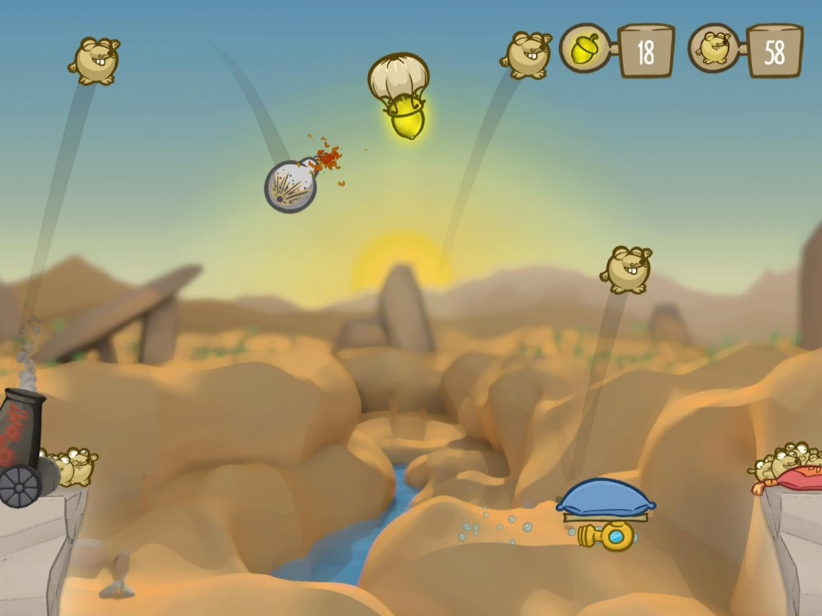 Lemming Dynasty- screenshot