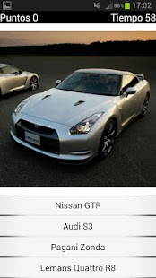 Gran Turismo Quiz - screenshot thumbnail