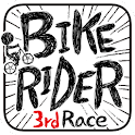 Bike Rider 3rd Race icon