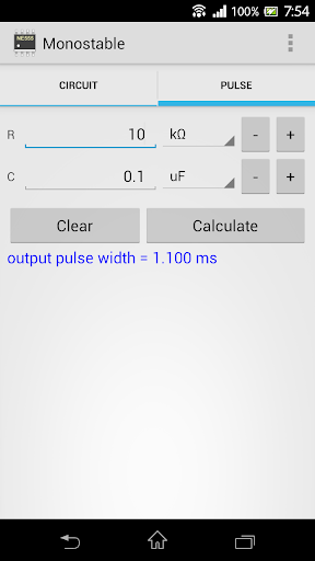 【免費工具App】Timer IC 555 Calculator-APP點子
