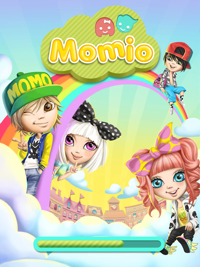Momio- screenshot
