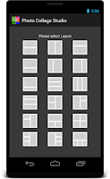 Screenshot of Photo Collage Studio Free