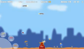 Screenshot of ShootUp