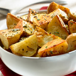 Herb-roasted Potatoes.