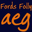 Ford's Folly FlipFont icon