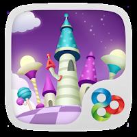Magic World GO Launcher Theme