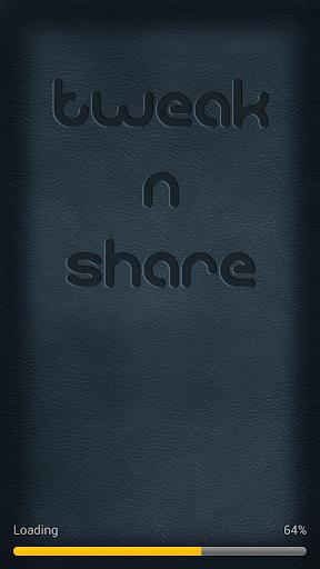 tweak 'n' share
