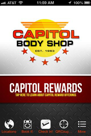 Capitol Body Shop