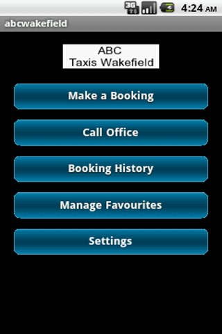 ABC Taxis Wakefield